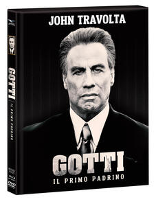 Gotti. Il primo padrino. Limited Edition Mediabook (Blu-ray) di Kevin Connolly - Blu-ray