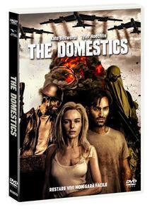The Domestics (DVD) di Mike P. Nelson - DVD