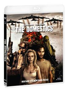 The Domestics (Blu-ray) di Mike P. Nelson - Blu-ray