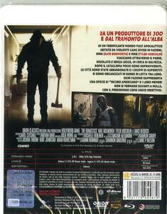The Domestics (Blu-ray) di Mike P. Nelson - Blu-ray - 2