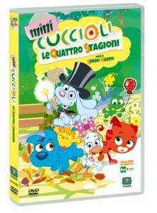 Minicuccioli. Le quattro stagioni (DVD) di Sergio Manfio - DVD
