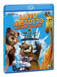 Cover Dvd Baffo & Biscotto. Missione spaziale (Blu-ray)