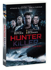 Film Hunter Killer. Caccia negli abissi (DVD) Donovan Marsh