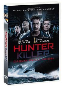 Hunter Killer. Caccia negli abissi (DVD) di Donovan Marsh - DVD