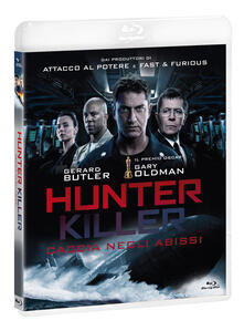 Hunter Killer. Caccia negli abissi (Blu-ray) di Donovan Marsh - Blu-ray