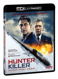 Hunter Killer. Caccia negli abissi (Blu-ray Ultra HD 4K) di Donovan Marsh - Blu-ray Ultra HD 4K