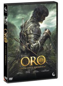 Oro. La città perduta (DVD) di Agustín Díaz Yanes - DVD