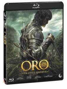 Oro. La città perduta (Blu-ray) di Agustín Díaz Yanes - Blu-ray