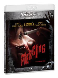 Piercing. Con Card tarocco (Blu-ray) di Nicolas Pesce - Blu-ray