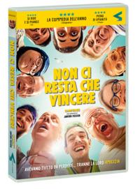 Cover Dvd Non ci resta che vincere (DVD)