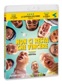 Cover Dvd Non ci resta che vincere (Blu-ray)