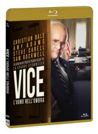 Cover Dvd Vice. L'uomo nell'ombra (Blu-ray)