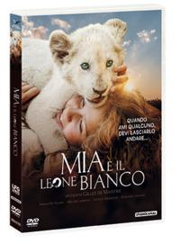 Cover Dvd Mia e il leone bianco (DVD)