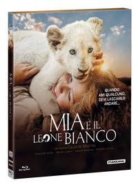 Cover Dvd Mia e il leone bianco (Blu-ray)