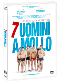 Cover Dvd 7 uomini a mollo (DVD)