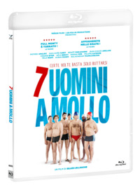 Cover Dvd 7 uomini a mollo (Blu-ray)