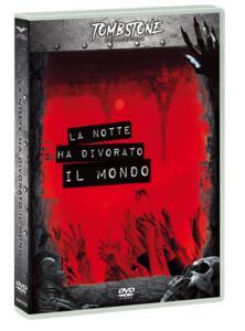 La notte ha divorato il mondo (DVD) di Dominique Rocher - DVD
