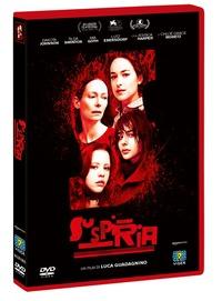 Cover Dvd Suspiria (2019). Con 4 card da collezione (DVD)