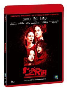 Suspiria (2019). Con 4 card da collezione (Blu-ray) di Luca Guadagnino - Blu-ray