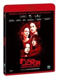 Cover Dvd Suspiria (2019). Con 4 card da collezione (Blu-ray)