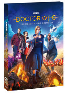 Doctor Who. Stagione 11. Serie TV ita (5 DVD) di Chris Chibnall - DVD