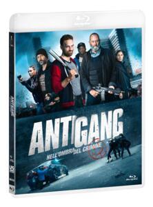 Antigang. Nell'ombra del crimine (Blu-ray) di Benjamin Rocher - Blu-ray