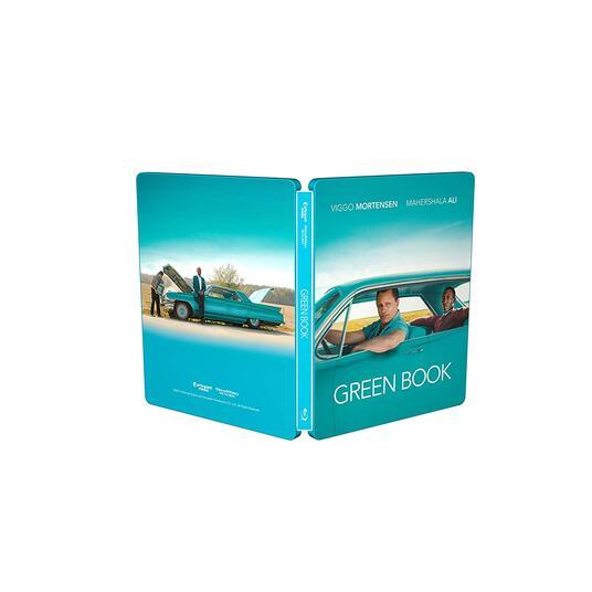 Green Book. Con Steelbook (Blu-ray) di Peter Farrelly - Blu-ray - 2