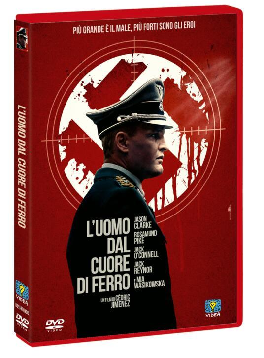 L' uomo dal cuore di ferro (DVD) di Cédric Jimenez - DVD