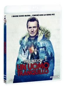 Un uomo tranquillo (Blu-ray) di Hans Petter Moland - Blu-ray