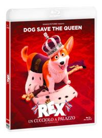 Cover Dvd Rex. Un cucciolo a palazzo (Blu-ray)