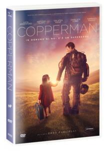 Copperman (DVD) di Eros Puglielli - DVD
