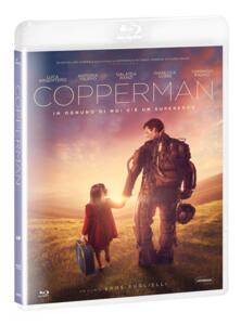Copperman (Blu-ray) di Eros Puglielli - Blu-ray