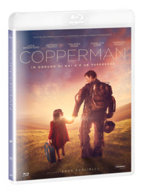 Cover Dvd Copperman (Blu-ray)