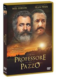 Cover Dvd Il professore e il pazzo (DVD)