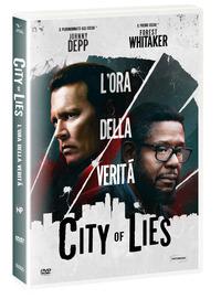 Cover Dvd City of Lies. L'ora della verità (DVD)