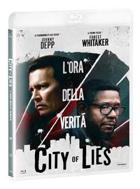 Cover Dvd City of Lies. L'ora della verità (Blu-ray)