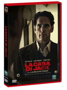 La casa di Jack (DVD) di Lars von Trier - DVD