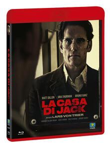 La casa di Jack (Blu-ray) di Lars von Trier - Blu-ray