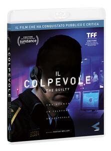 Il colpevole. The Guilty (Blu-ray) di Gustav Möller - Blu-ray