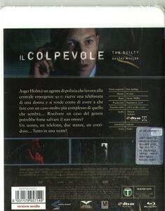 Il colpevole. The Guilty (Blu-ray) di Gustav Möller - Blu-ray - 2