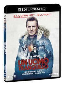 Un uomo tranquillo (Blu-ray + Blu-ray Ultra HD 4K) di Hans Petter Moland - Blu-ray + Blu-ray Ultra HD 4K