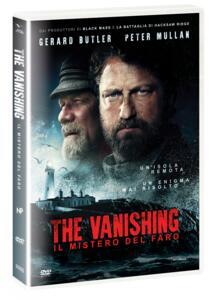 The Vanishing. Il mistero del faro (DVD) di Kristoffer Nyholm - DVD