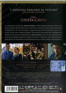 Una giusta causa (DVD) di Mimi Leder - DVD - 2