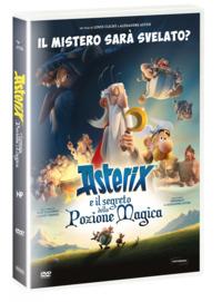 Cover Dvd Asterix e il segreto della pozione magica (DVD)