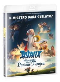 Cover Dvd Asterix e il segreto della pozione magica (Blu-ray)