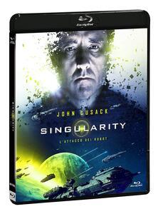 Singularity. L'attacco dei robot (DVD + Blu-ray) di Robert Kouba - DVD + Blu-ray