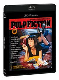 Cover Dvd Pulp Fiction. Con Card Ricetta (DVD + 2 Blu-ray)