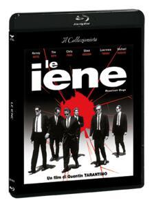Le iene. Con Card Ricetta (DVD + Blu-ray) di Quentin Tarantino - DVD + Blu-ray