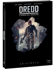 Dredd. Il giudice dell'apocalisse (DVD + Blu-ray) di Pete Travis - DVD + Blu-ray