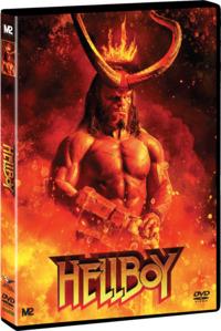 Cover Dvd Hellboy. Con card da collezione (DVD)